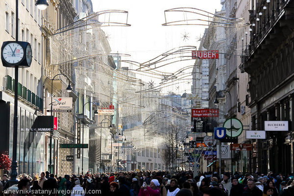 Vienna 2012: Srteets and places by Sergey Kokovenko by...