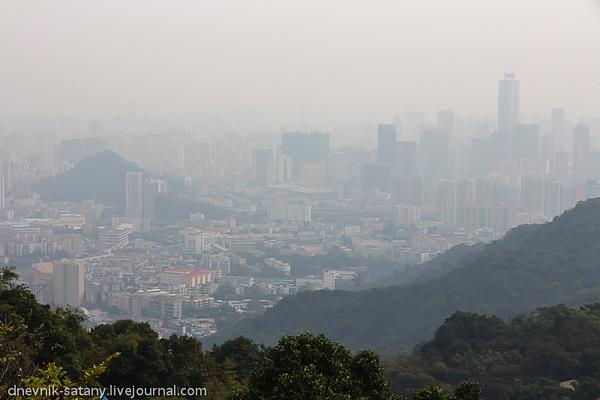 Guangzhou: Baiyun Mountain by Sergey Kokovenko by Sergey...