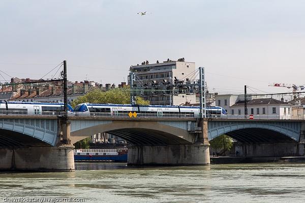 France 2013: Lyon by Sergey Kokovenko