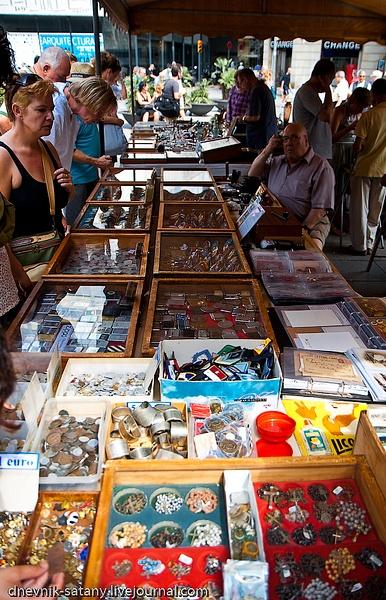 Barcelona 2010: vintage market by Sergey Kokovenko by...