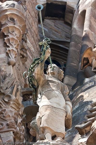 Barcelona 2010: Sagrada by Sergey Kokovenko