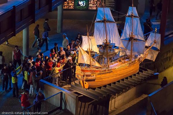 Stockholm: Vasa by Sergey Kokovenko