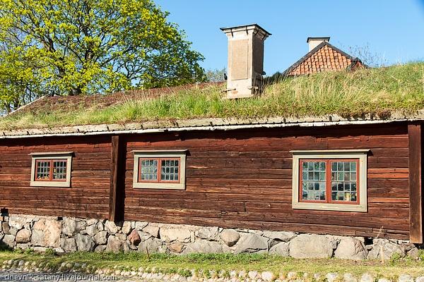 Stockholm: Skansen by Sergey Kokovenko