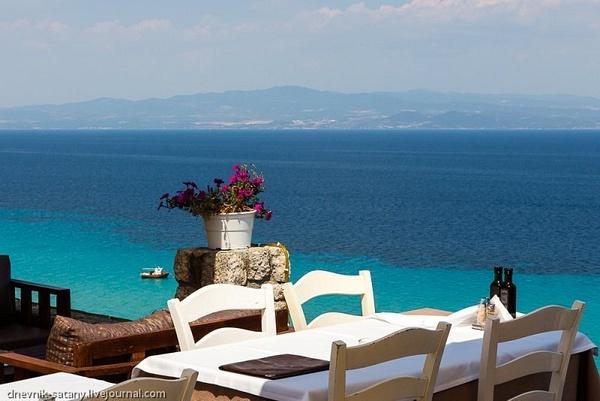 Greece 2013: Afitos by Sergey Kokovenko by Sergey...