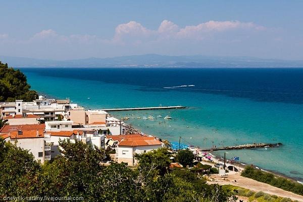 Greece: Kallithea by Sergey Kokovenko by Sergey Kokovenko
