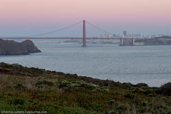 USA: SF, harbor by Sergey Kokovenko by Sergey Kokovenko