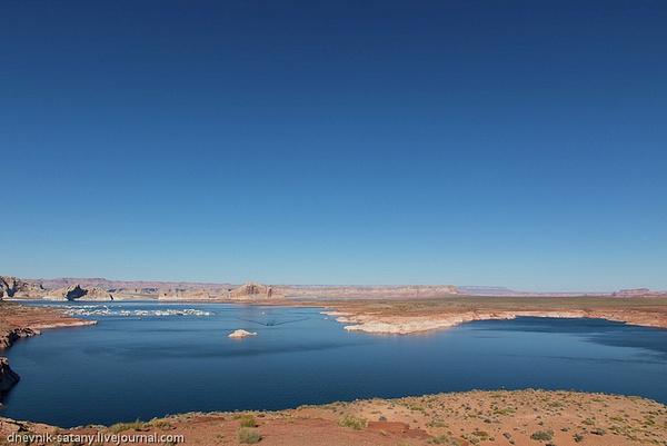 USA: Lake Powell by Sergey Kokovenko by Sergey Kokovenko
