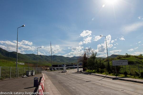 Georgia: Mtskheta by Sergey Kokovenko