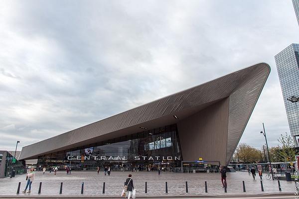 Rotterdam 2014 by Sergey Kokovenko