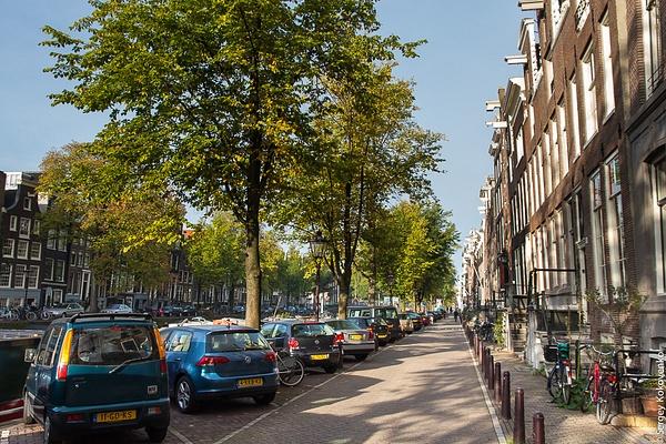 Amsterdam 2014 by Sergey Kokovenko
