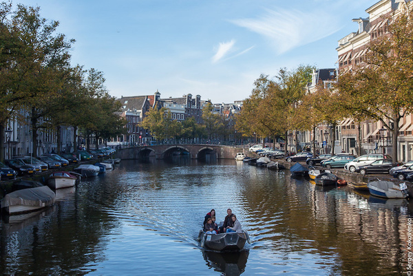 Amsterdam 2014 by Sergey Kokovenko by Sergey Kokovenko
