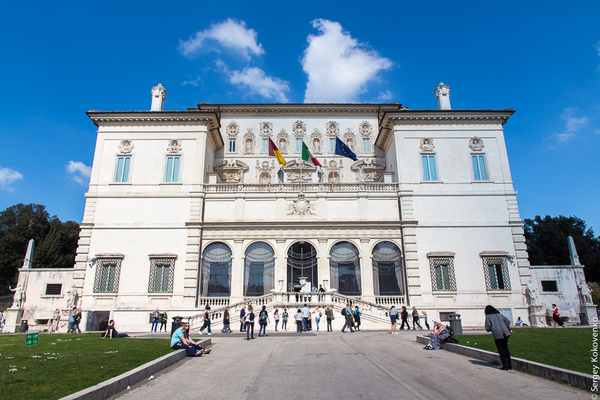 Gallery Borghese by Sergey Kokovenko