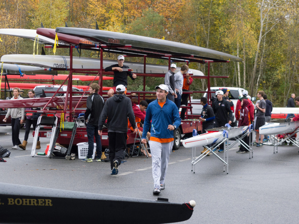 WW Crew State Championship Fall 2015 by Ron Heerema