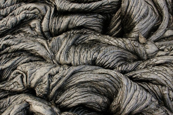Lava pattern #3 by Lewis Kemper