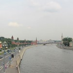 Moscow panoramic