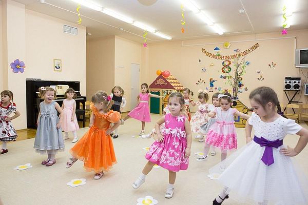 Spring party by IrinaSimak