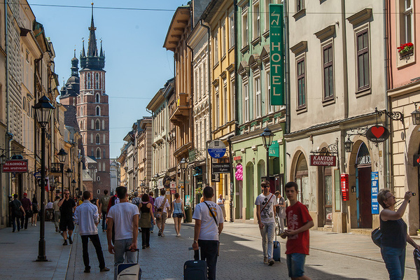 Krakow by dimelord