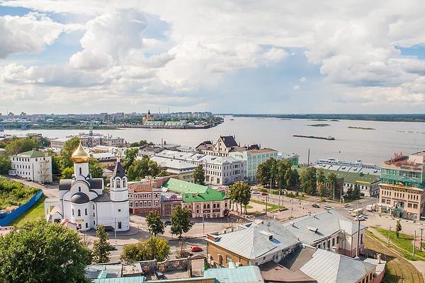 NizhnyNovgorod by dimelord