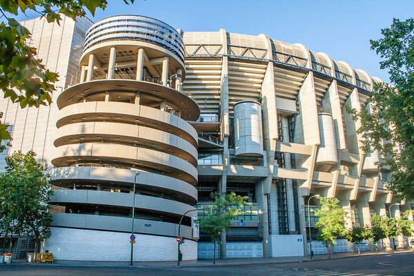 Santiago Bernabeu by dimelord by dimelord