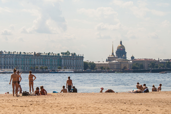 Saint-Petersburg by dimelord