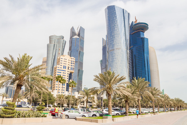 Doha by dimelord