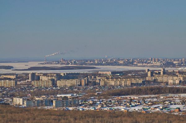Khabarovsk by Forcedell