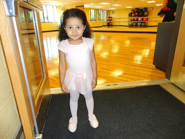 Maya & Avani Ballet Class! by mommy19