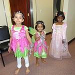 Maya's Dress Rehearsal
