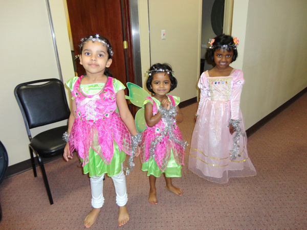 Maya's Dress Rehearsal by mommy19