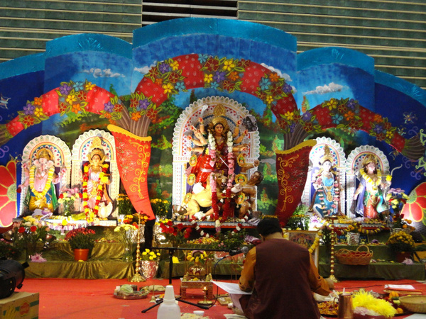 Durga Puja 2012 by mommy19