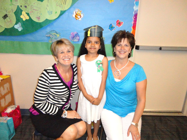 Maya's Preschool Graduation/Last Day of Preschool by mommy19