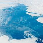 Greenlandic airplane view 2013