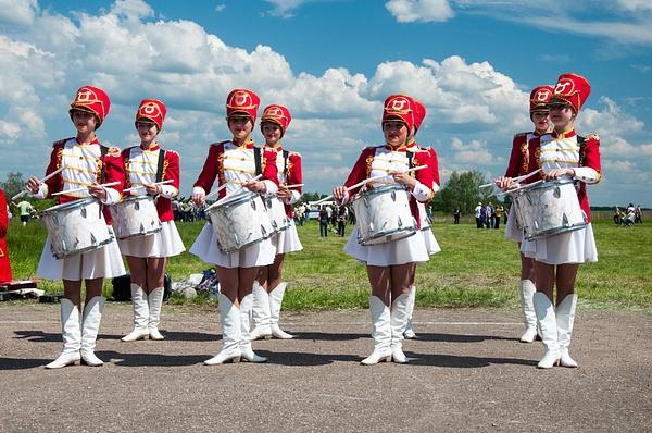 Borodino 2012 by Muzzyenn