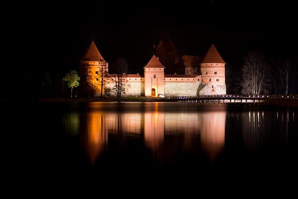 New Year in Litva 2014 by Muzzyenn