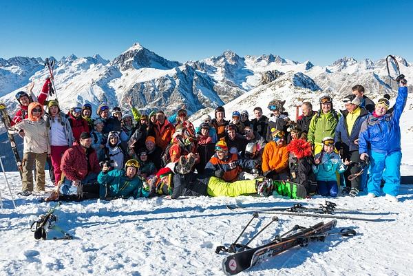 Open Ski Season 14/15 by Muzzyenn