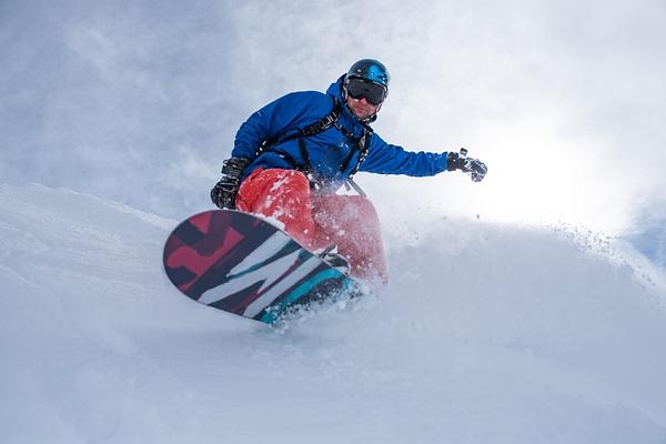 Svanetia ski and face 2017 by Muzzyenn