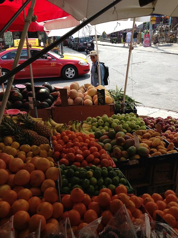 Kensington Fruit Market