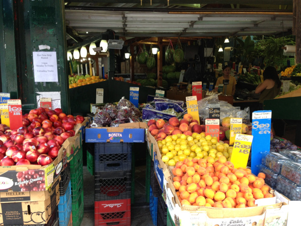 Oxford Fruit Market by ZincProduction