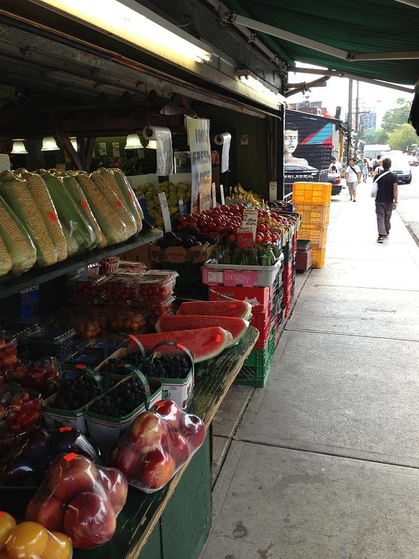 Oxford Fruit Market
