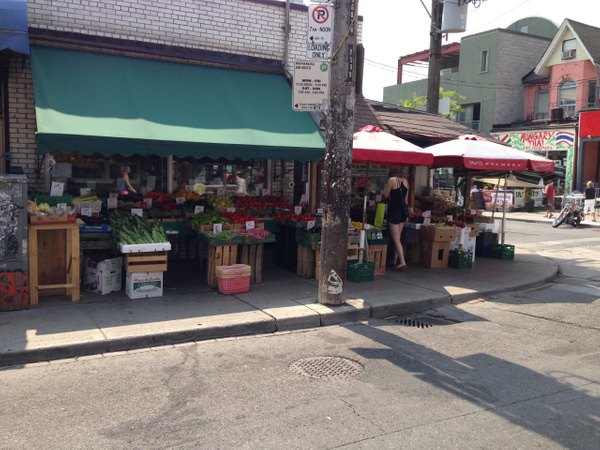 Sunwah Fruit Market by ZincProduction