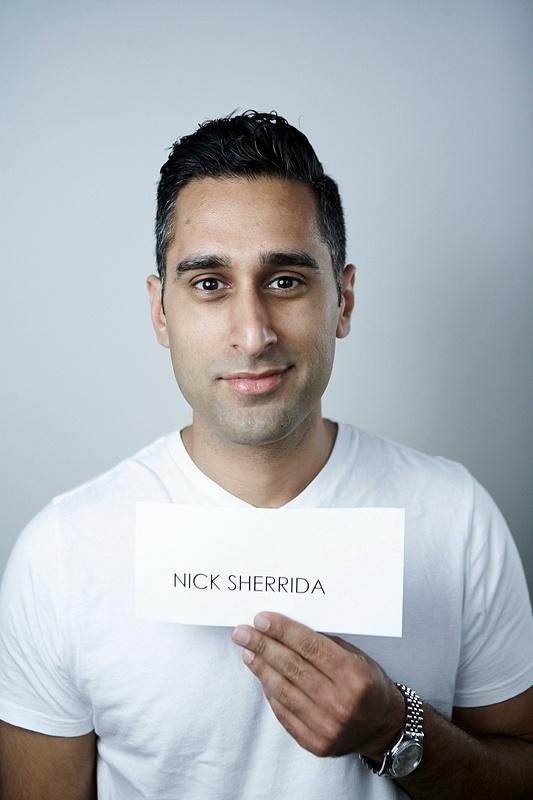 Nick Sherrida Toronto