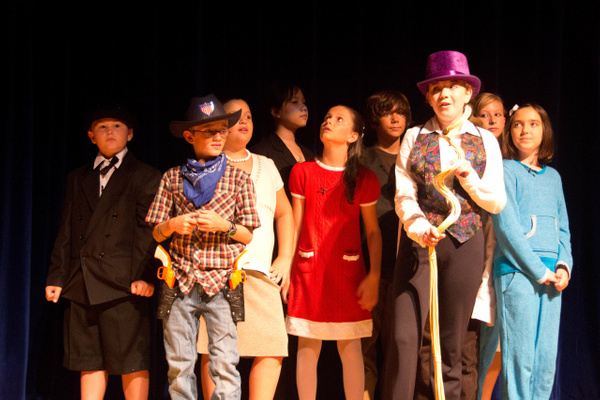 Willie Wonka by Northfield Community School