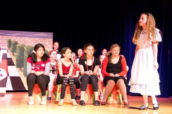 Alice in Wonderland 2011 by Northfield Community School