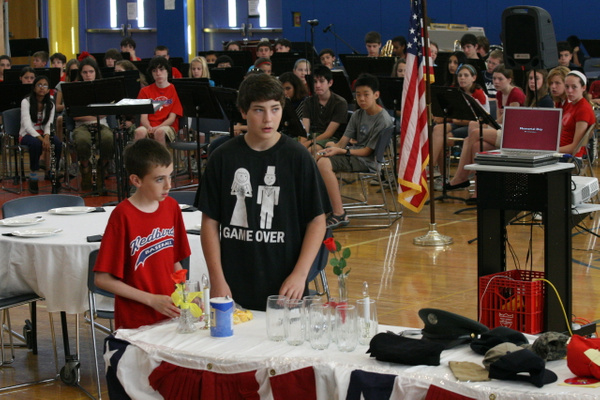 Memorial Day Assembly 2012 by Northfield Community School