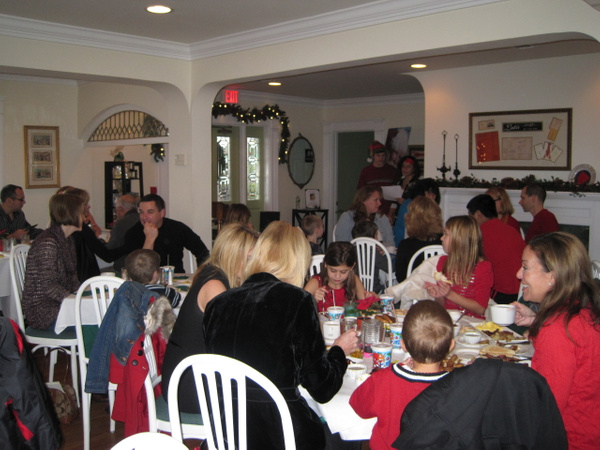 Breakfast with Santa 2012 by Northfield Community School