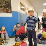 Kindergarten Pooh Parade 2013