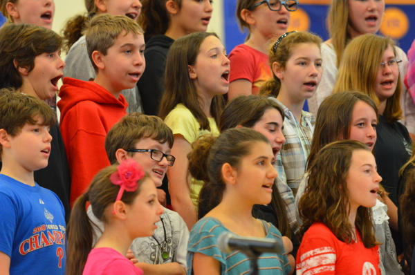 Patriotism Day Assembly by Northfield Community School