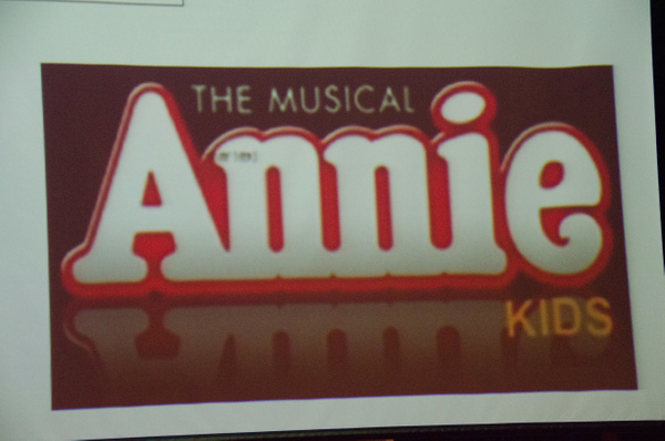 Annie Jr. 2013 by Northfield Community School