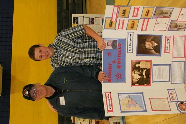 Veterans Day 2013 by Northfield Community School