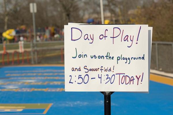 Day of Play 2014 by Northfield Community School